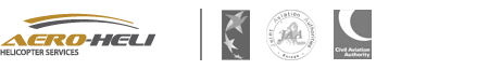 Aero-Heli logo footer